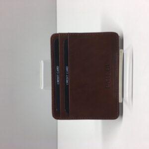 Magic-wallet 310327 cognac