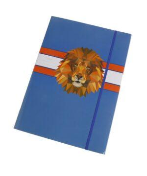 jeune-premier-file-folder-lion-head
