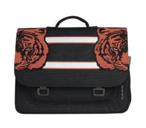 Jeune-Premier-It-bag-Midi-Tiger-Twins