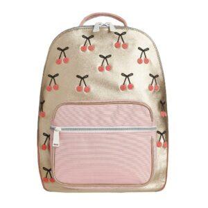jeune-premier-backpack-bobby-cherry-pompon