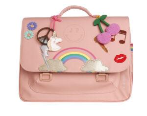 Jeune-Premier-It-bag-Midi-Lady-gadget-pink